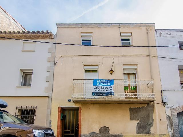 Casa en venta en Vilanova de Segrià, Lleida, Calle Mossen Salvador, 99.000 €, 3 habitaciones, 1 baño, 343 m2