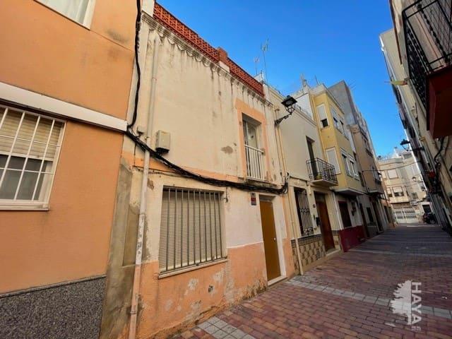 Piso en venta en Benicarló, Castellón, Calle Mare de Deu de la Mar, 58.200 €, 3 habitaciones, 2 baños, 136 m2