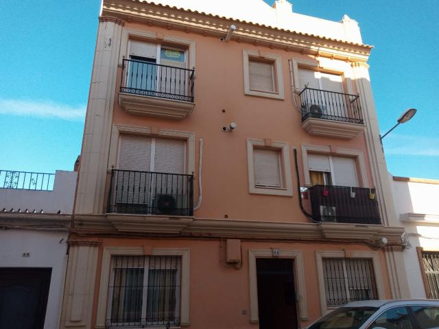 Piso en venta en Dos Hermanas, Sevilla, Avenida Carlos I de España, 118.300 €, 2 habitaciones, 1 baño, 103 m2