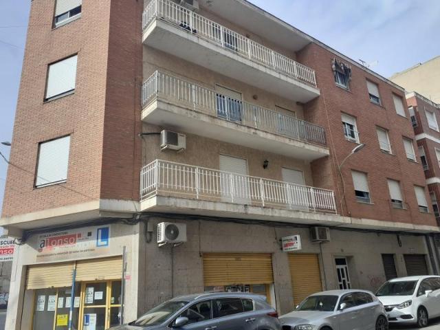Piso en venta en Callosa de Segura, Alicante, Calle Soprano Maria Rosa Zaragoza, 38.250 €, 3 habitaciones, 1 baño, 78 m2