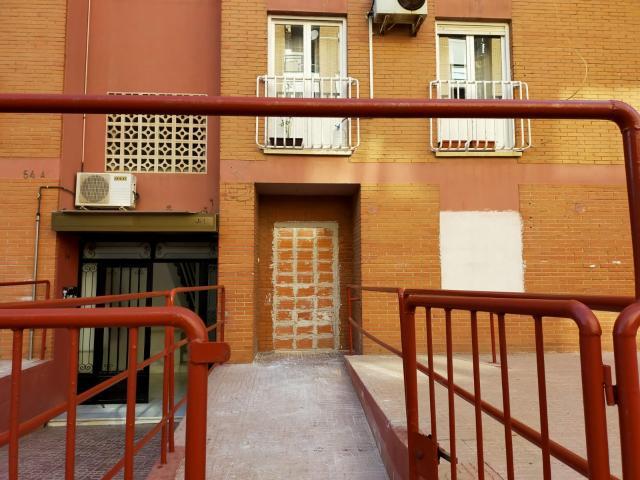 Piso en venta en El Tagarete, Almería, Almería, Calle Ferrocarril, 94.500 €, 3 habitaciones, 1 baño, 105 m2