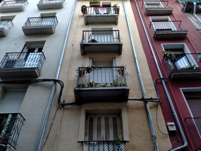 Piso en venta en Casco Antiguo, Pamplona/iruña, Navarra, Calle Jarauta, 170.000 €, 3 habitaciones, 1 baño, 104 m2