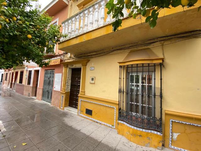 Casa en venta en Barriada  Aguas Santas, Villaverde del Río, Sevilla, Calle Cañaveral, 85.000 €, 163 m2