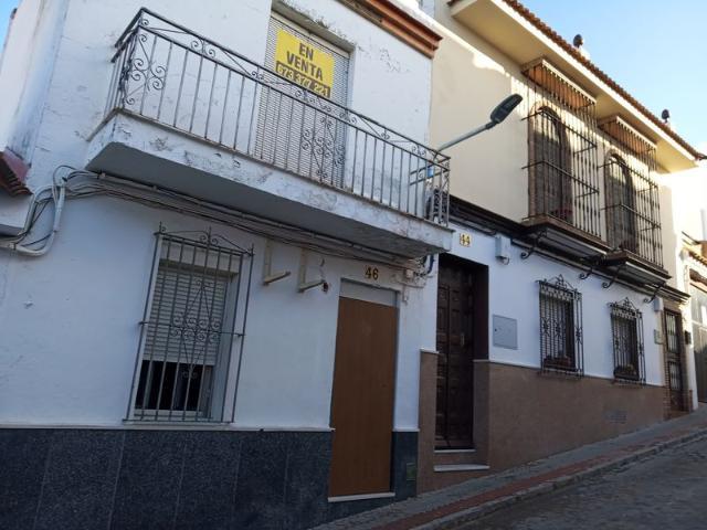Casa en venta en Burguillos, Burguillos, Sevilla, Calle Portugal, 58.000 €, 2 habitaciones, 1 baño, 106 m2