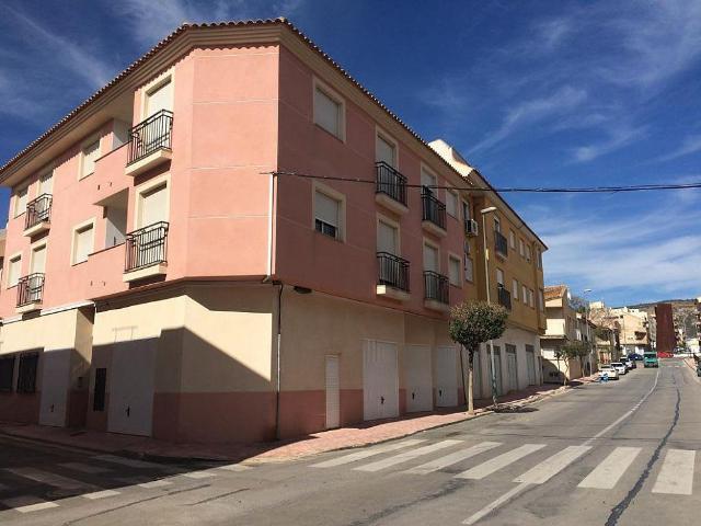 Piso en venta en Alhama de Murcia, Murcia, Calle Lepanto, 64.500 €, 2 habitaciones, 3 baños, 104 m2