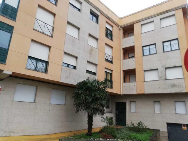 Piso en venta en Porto Do Son, A Coruña, Calle San Andres, 55.400 €, 1 habitación, 1 baño, 41 m2