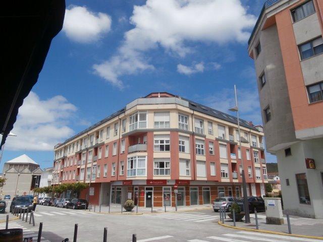 Piso en venta en Xove, Lugo, Calle Tomás Mariño Ed. Mar Cantábrico, 58.500 €, 94 m2