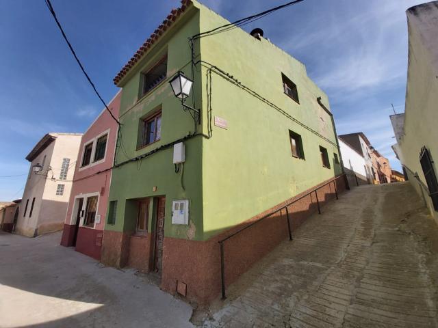 Casa en venta en Chinchilla de Monte Aragón, Chinchilla de Monte-aragón, Albacete, Calle Vista Vella, 80.000 €, 3 habitaciones, 1 baño, 179 m2