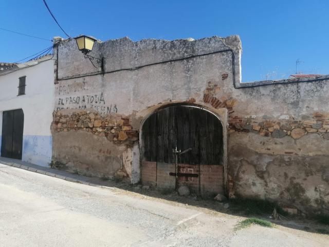 Suelo en venta en Santa Olalla del Cala, Santa Olalla del Cala, Huelva, Calle Federico Garcia Lorca, 36.000 €, 385 m2
