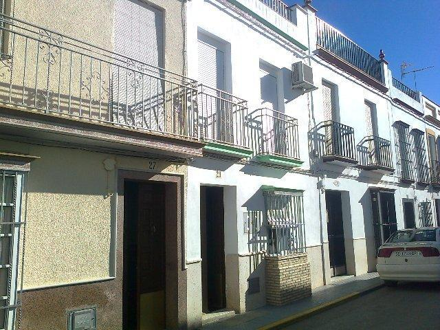 Casa en venta en La Puebla de Cazalla, Sevilla, Calle Nueva, 68.000 €, 156 m2
