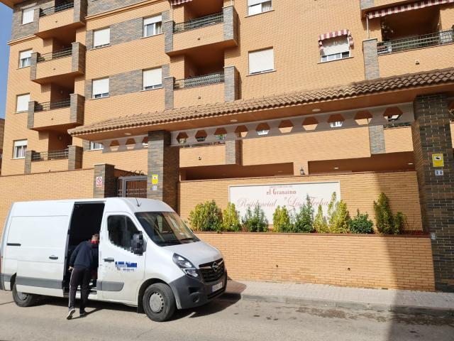 Piso en venta en Linares, Jaén, Calle Raphael, 90.000 €, 3 habitaciones, 2 baños, 103 m2