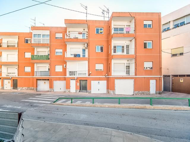 Piso en venta en Ramblillas de Abajo, Alhama de Murcia, Murcia, Calle Doctor Sabin, 67.253 €, 3 habitaciones, 2 baños, 114 m2