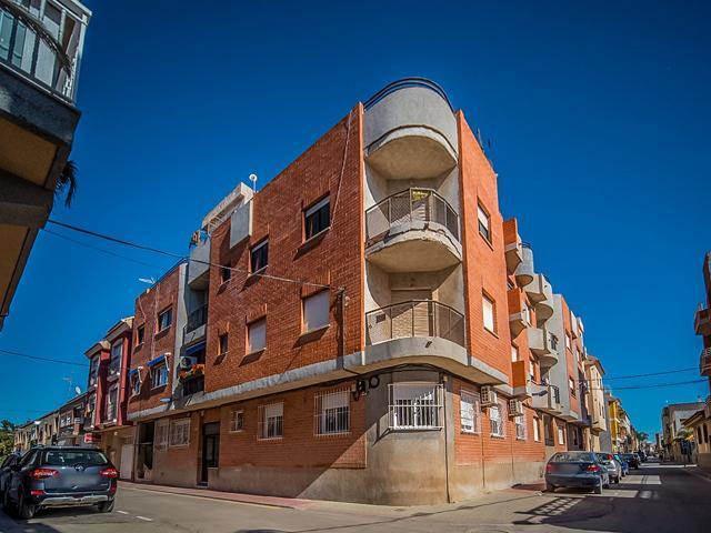 Piso en venta en Los Alcázares, Murcia, Calle Juan Ramon Jimenez, 72.370 €, 3 habitaciones, 2 baños, 93 m2