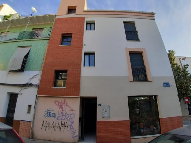 Piso en venta en Centro, Málaga, Málaga, Calle Trinidad, 121.100 €, 1 habitación, 1 baño, 59 m2