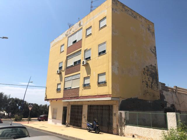 Piso en venta en El Alquián, Almería, Almería, Avenida Guardería, 62.311 €, 3 habitaciones, 1 baño, 106 m2