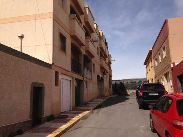 Piso en venta en Los Depósitos, Roquetas de Mar, Almería, Calle Malvinas, 55.441 €, 1 habitación, 2 baños, 55 m2