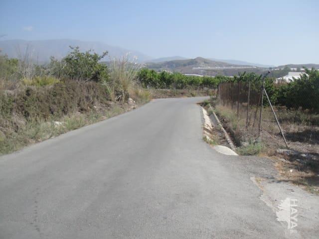 Suelo en venta en Motril, Granada, Camino Zorreras (de Las), 423.400 €, 6499 m2