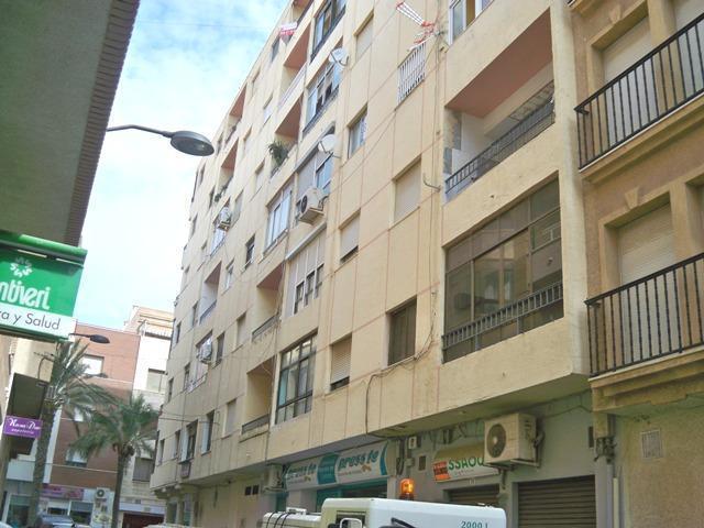 Piso en venta en Pampanico, El Ejido, Almería, Calle Cervantes, 90.000 €, 1 baño, 110 m2
