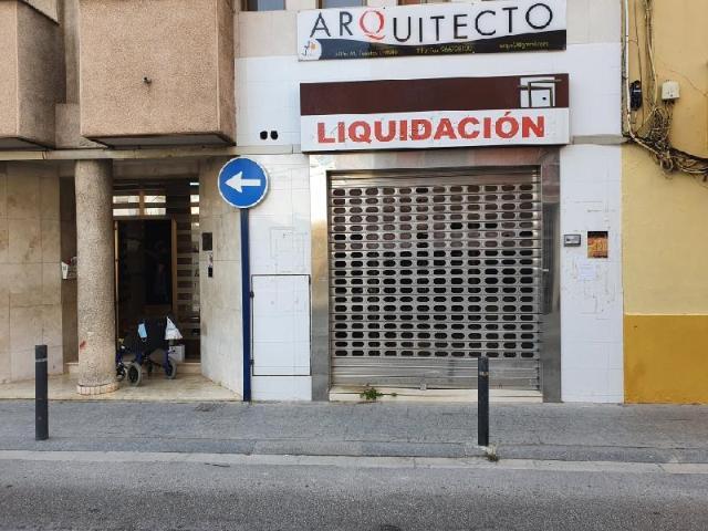 Local en venta en Orihuela, Alicante, Calle Pintor Agrasot, 117.000 €, 113 m2