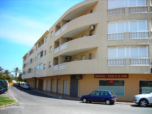 Piso en venta en Urbanización  la Entinas, El Ejido, Almería, Calle Carabela (playas de San Miguel), 91.000 €, 2 habitaciones, 1 baño, 80 m2