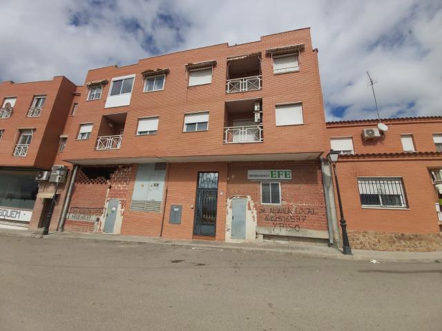 Piso en venta en Cabañas de la Sagra, Toledo, Calle Callejuela, 69.000 €, 113 m2