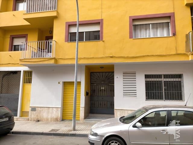 Piso en venta en Pampanico, El Ejido, Almería, Calle Brasilia, 55.000 €, 3 habitaciones, 1 baño, 81 m2