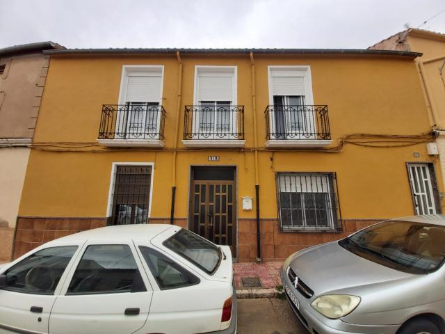 Piso en venta en Almansa, Albacete, Calle la Industria, 44.500 €, 2 habitaciones, 1 baño, 110 m2