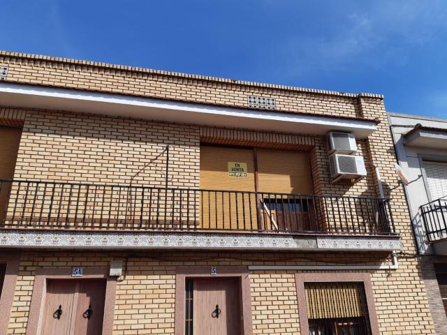Piso en venta en Valdetorres, Valdetorres, Badajoz, Calle Laberinto, 48.500 €, 4 habitaciones, 2 baños, 150 m2