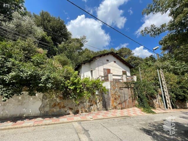 Casa en venta en Can Bonamusa, Vallgorguina, Barcelona, Urbanización Canada Park, 103.700 €, 2 habitaciones, 1 baño, 66 m2