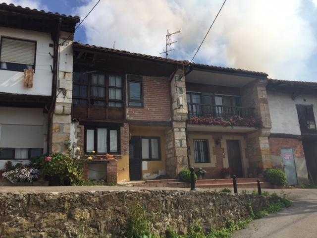 Casa en venta en Pumalverde, la Virgen, Cantabria, Calle la Lastra, 58.500 €, 3 habitaciones, 1 baño, 151 m2