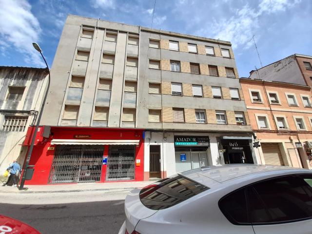 Piso en venta en La Carrasca, Monzón, Huesca, Calle Calvario, 62.500 €, 3 habitaciones, 1 baño, 91 m2