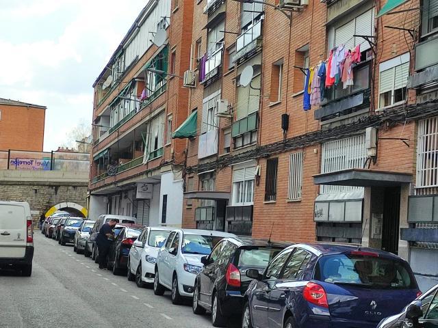 Piso en venta en El Castillo, Torrejón de Ardoz, Madrid, Calle la Fuentes, 98.500 €, 3 habitaciones, 1 baño, 67 m2