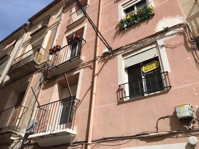 Piso en venta en Barri de L`almartx, Jijona/xixona, Alicante, Calle de la Vila, 81.000 €, 2 habitaciones, 1 baño, 54 m2