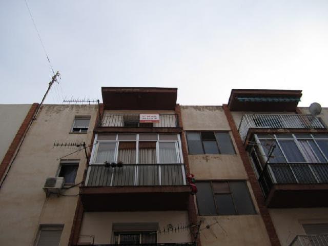 Piso en venta en Grupo Corell, Almazora/almassora, Castellón, Calle Borriol, 16.188 €, 3 habitaciones, 1 baño, 65 m2