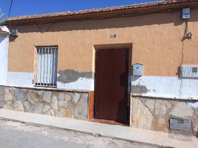 Casa en venta en Hoyamorena, Torre-pacheco, Murcia, Calle Juan Gómez de Mora, 28.025 €, 2 habitaciones, 1 baño, 82 m2