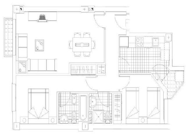 Casa en venta en Villablanca, Huelva, Calle Ejido, 84.000 €, 3 habitaciones, 1 baño, 96 m2