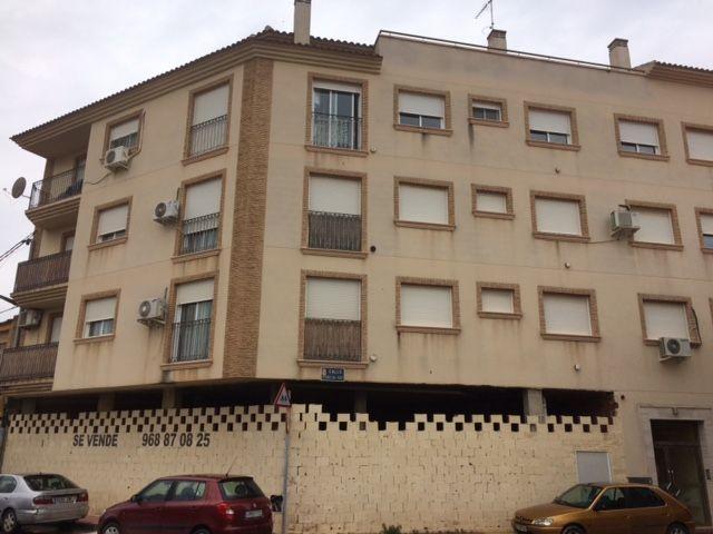 Piso en venta en Pedanía de Alquerías, Murcia, Murcia, Calle Escuelas, 64.900 €, 1 habitación, 2 baños, 68 m2