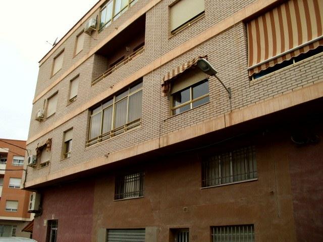 Piso en venta en Monforte del Cid, Alicante, Calle Adrian Carrillo, 35.000 €, 3 habitaciones, 1 baño, 102 m2