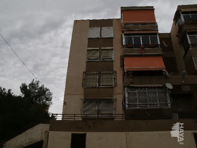 Piso en venta en Juan Xxiii, Alicante/alacant, Alicante, Avenida Ronda de Melilla, 28.560 €, 4 habitaciones, 1 baño, 112 m2