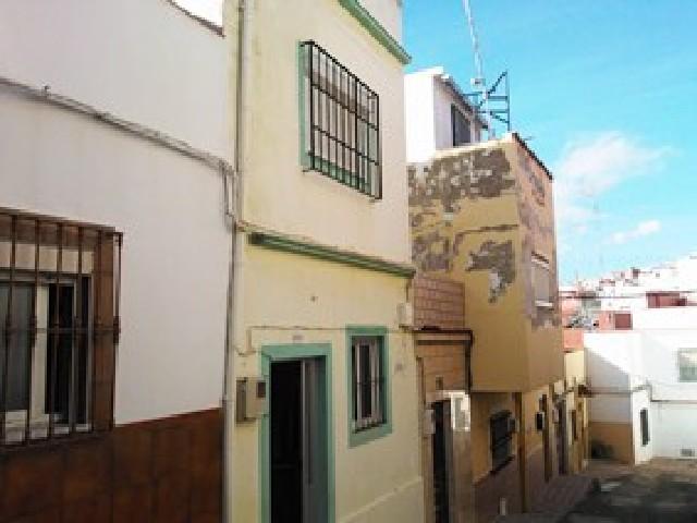 Casa en venta en San García, Algeciras, Cádiz, Barrio San Francisco, 21.850 €, 2 habitaciones, 1 baño, 54 m2