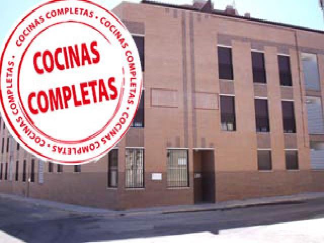 Piso en venta en Calzada de Calatrava, Ciudad Real, Calle Amparo, 65.625 €, 2 habitaciones, 1 baño, 86 m2
