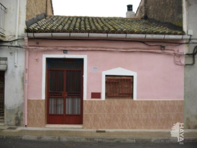 Casa en venta en Cogullada, Carcaixent, Valencia, Calle San Isidro, 35.110 €, 3 habitaciones, 1 baño, 104 m2