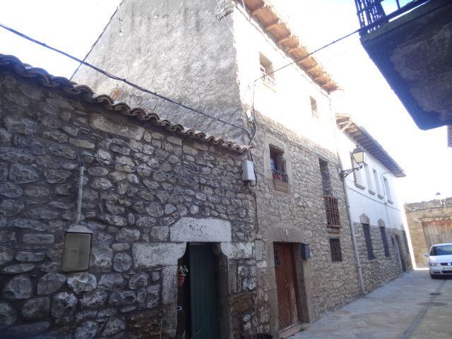 Casa en venta en Santa Cilia, Huesca, Calle Baxa, 109.100 €, 3 habitaciones, 2 baños, 156 m2