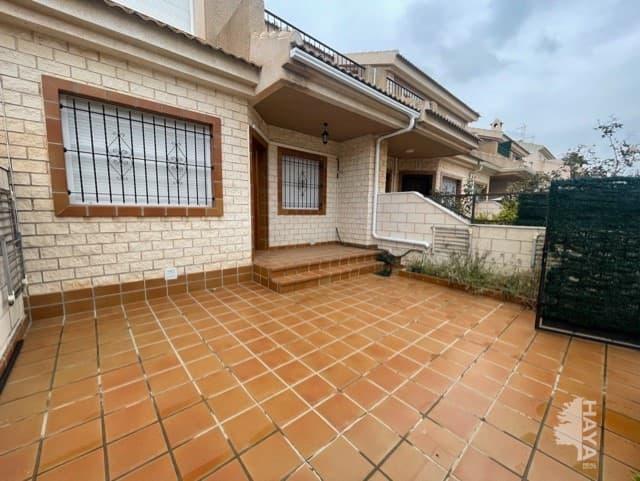 Piso en venta en Lo Pagán, San Pedro del Pinatar, Murcia, Calle Rosales, Bajo, 150.200 €, 2 habitaciones, 1 baño, 100 m2