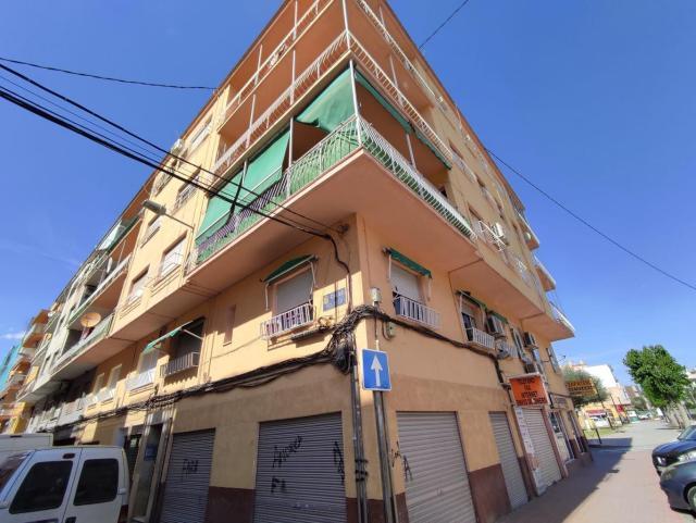 Piso en venta en Pedanía de Puente Tocinos, Murcia, Murcia, Calle Velasco, 55.000 €, 3 habitaciones, 1 baño, 87 m2