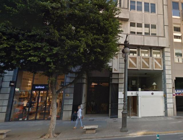 Parking en venta en Valencia, Valencia, Calle de Colon, 35.000 €, 33 m2