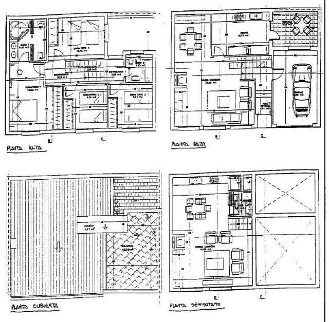 Piso en venta en Alcázar de San Juan, Ciudad Real, Calle Menor, 166.000 €, 3 habitaciones, 2 baños, 257 m2