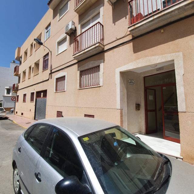 Piso en venta en Mazarrón, Murcia, Calle Virgen de la Fuensanta, 95.000 €, 3 habitaciones, 2 baños, 111 m2