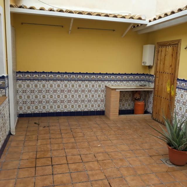 Casa en venta en Las Barracas, Alhama de Murcia, Murcia, Calle San Isidro, 99.600 €, 3 habitaciones, 2 baños, 118 m2
