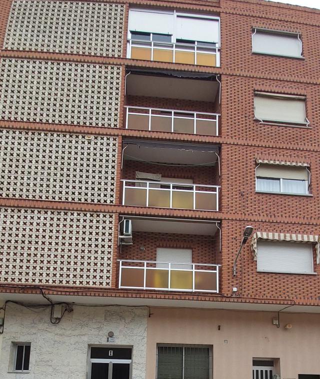 Piso en venta en Torrijos, Toledo, Calle Juan de Austria, 52.075 €, 3 habitaciones, 1 baño, 126 m2